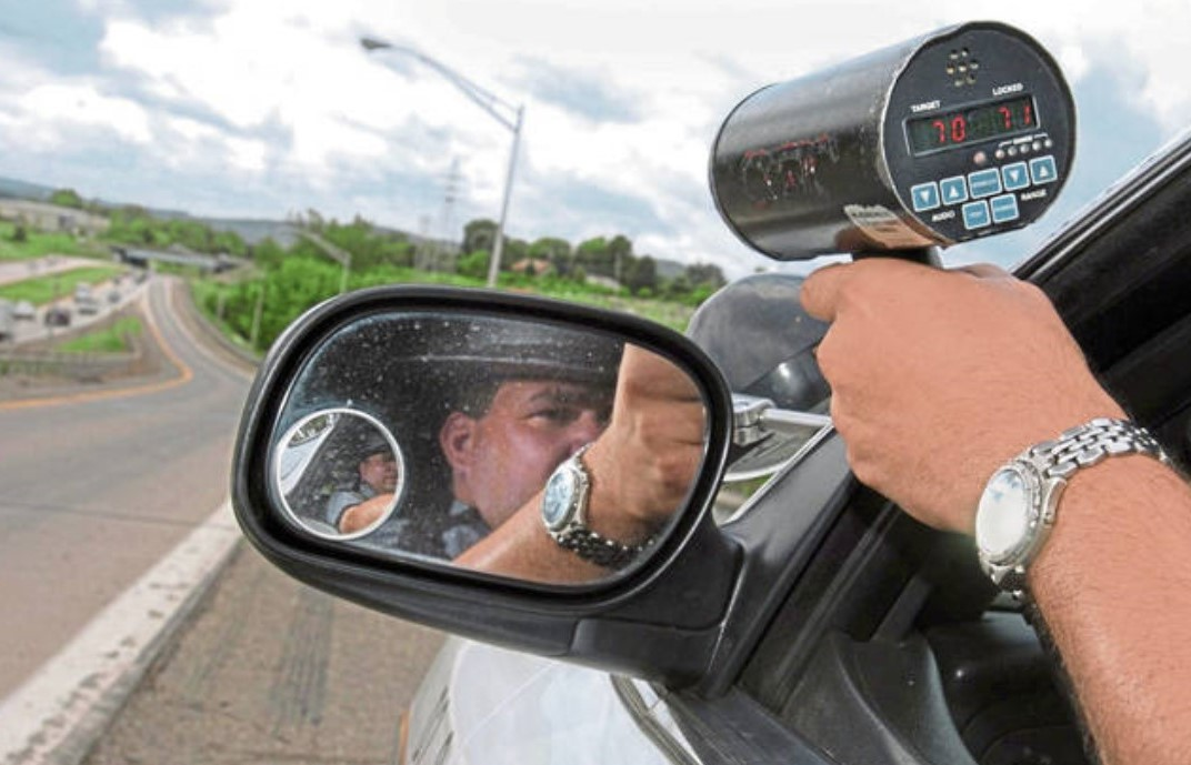 Pennsylvania only state that doesn't allow local police to use radar to catch speeders