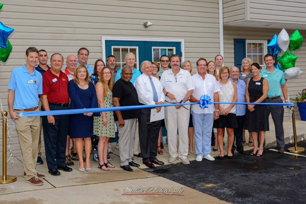 Perkiomen Valley Chamber of Commerce christens new offices in Trappe
