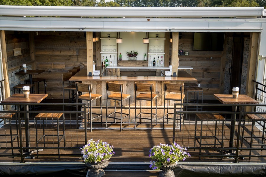 Plymouth Township couple takes a party to a whole new level with Philly Yard Bar