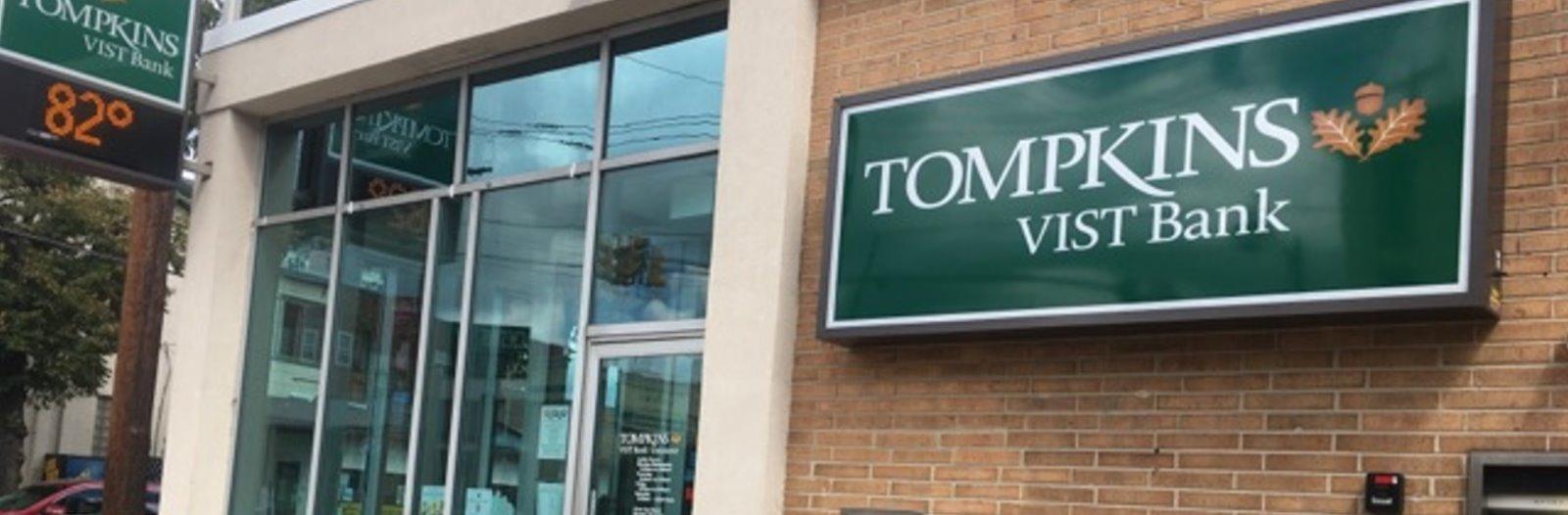 Tompkins Vist Bank looking to increase business development