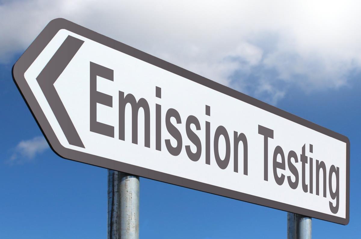 Vehicle emissions testing readies for rehab