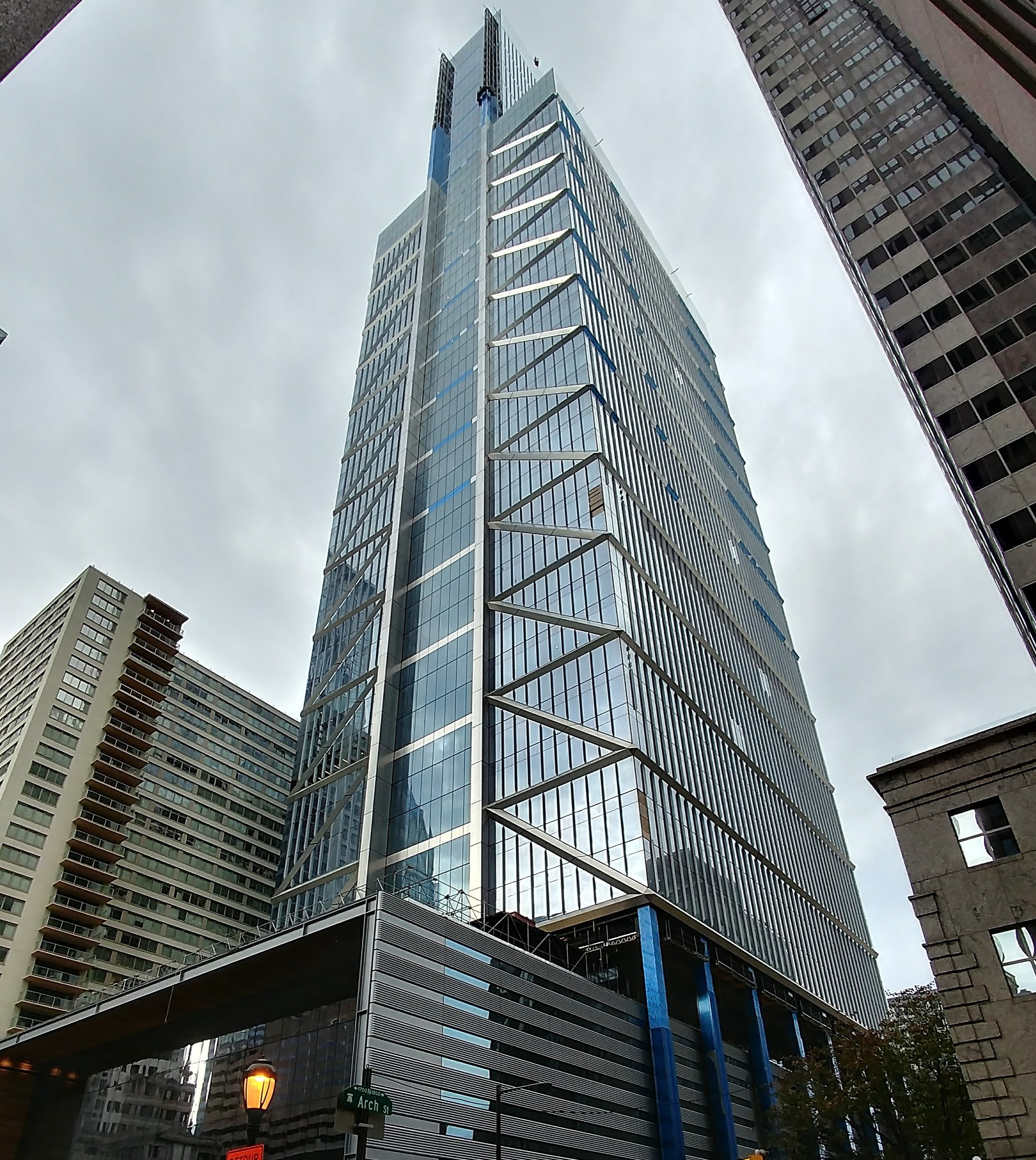 Lower Merion grad heading up new Four Seasons atop Comcast Tower