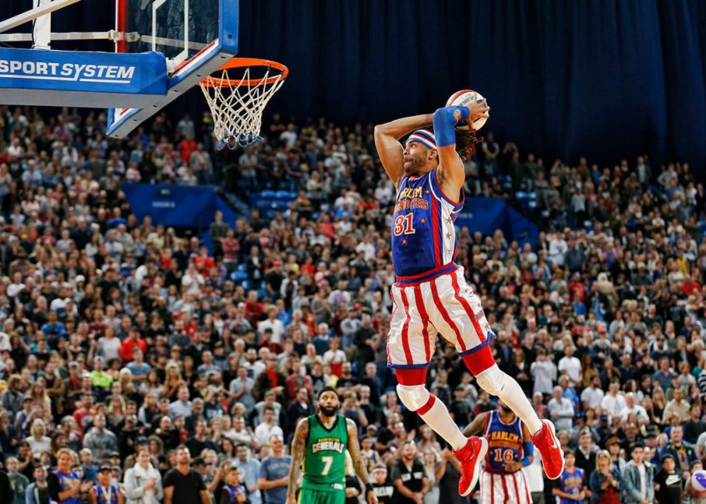 Harlem Globetrotters coming to MCCC this weekend