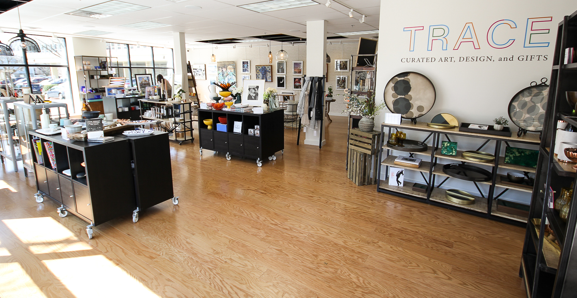 Beauty meets function at TRACE: The Main Line's new art and design gallery and shop
