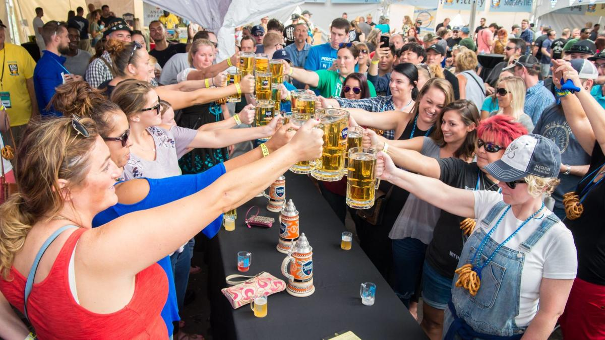 Montco is brewing up some fun with Beer and Wine Festivals