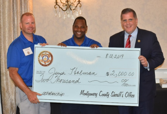 Montco Sheriff's golf outing supports MCSO families with scholarships