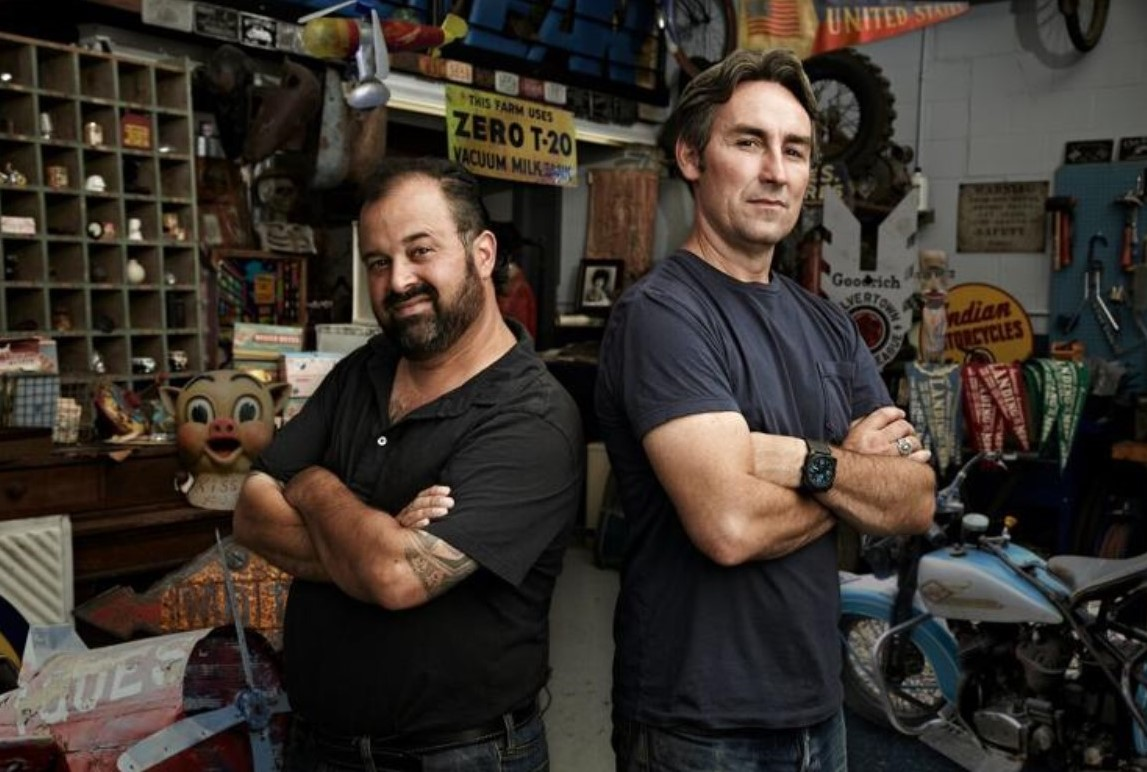 History channel's American Pickers coming to Chester County