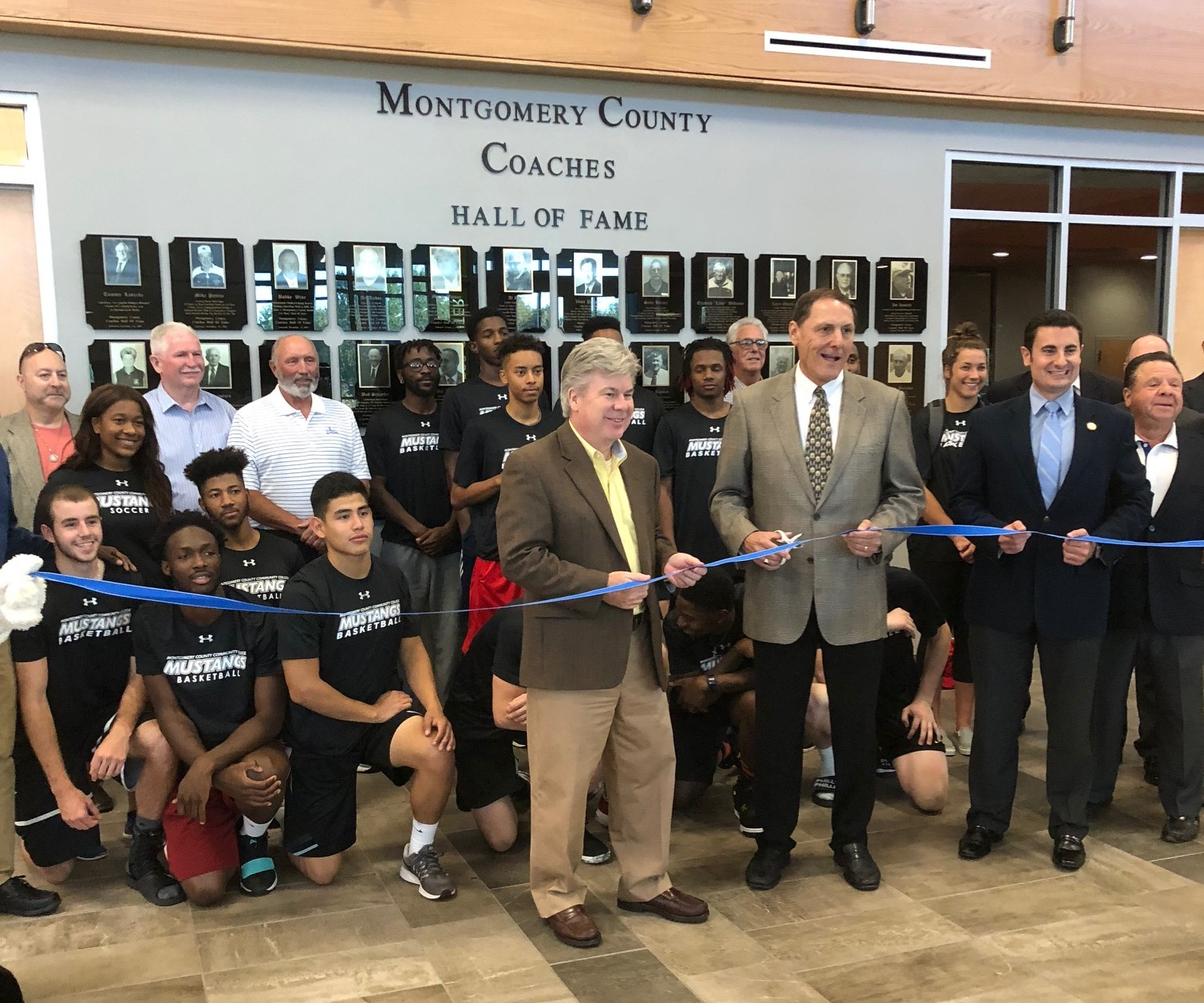 Montgomery County Coaches Hall of Fame inducts five new coaches