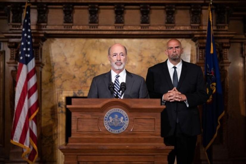 Gov. Wolf changes stance on recreational marijuana, calls for full legalization