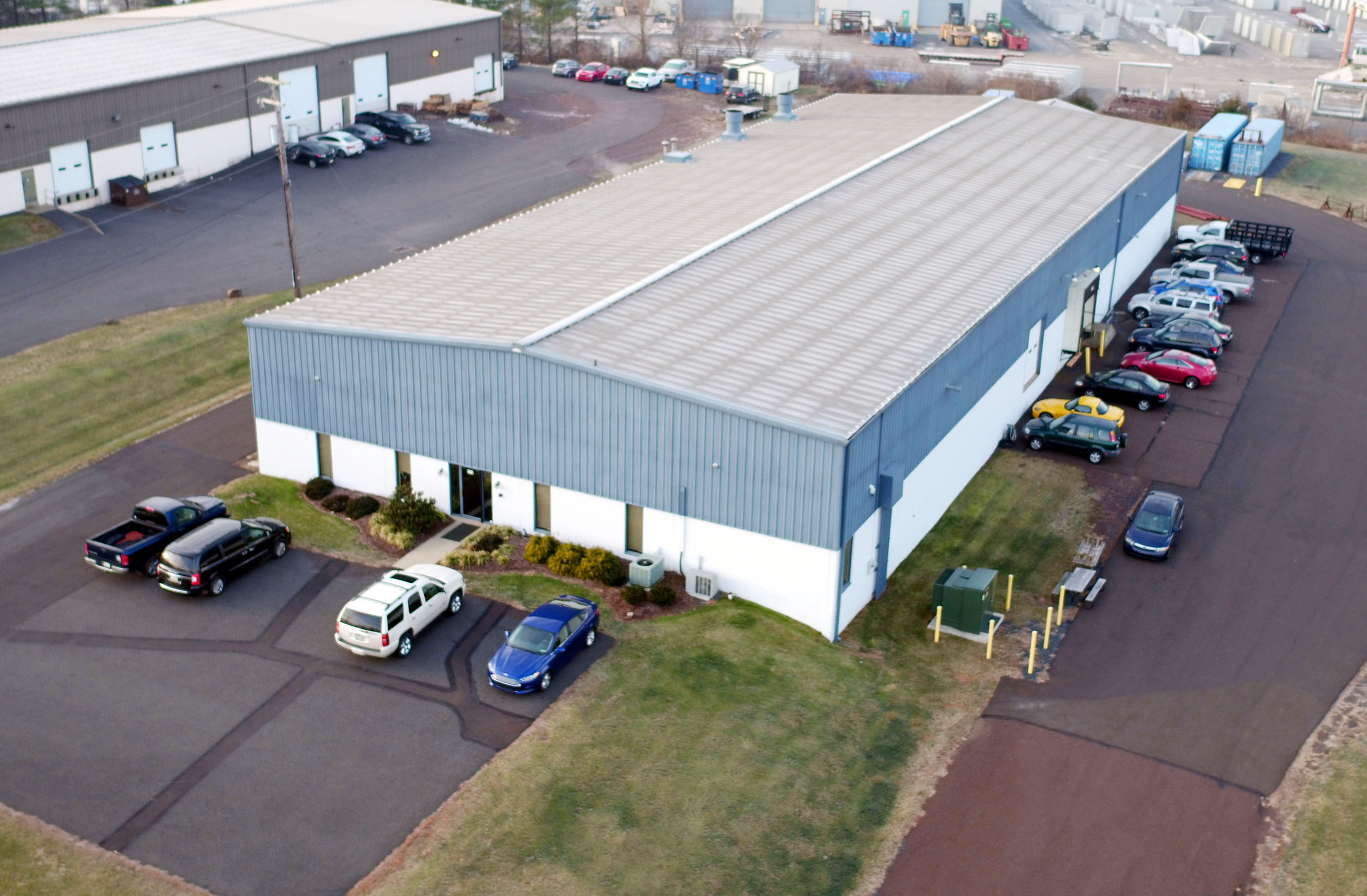 Magnetic Specialties expands plant space in Telford
