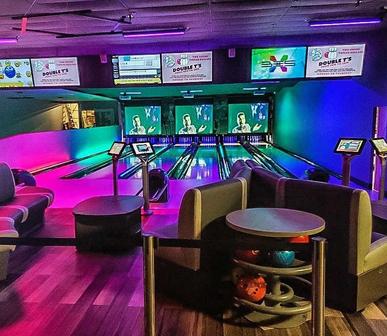 Our Town Alley the new bowling entertainment center in town