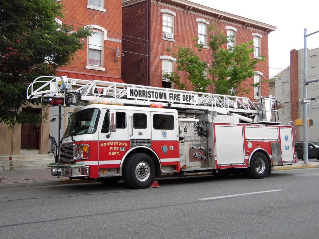 Norristown Fire Department to be honored by National Liberty Museum