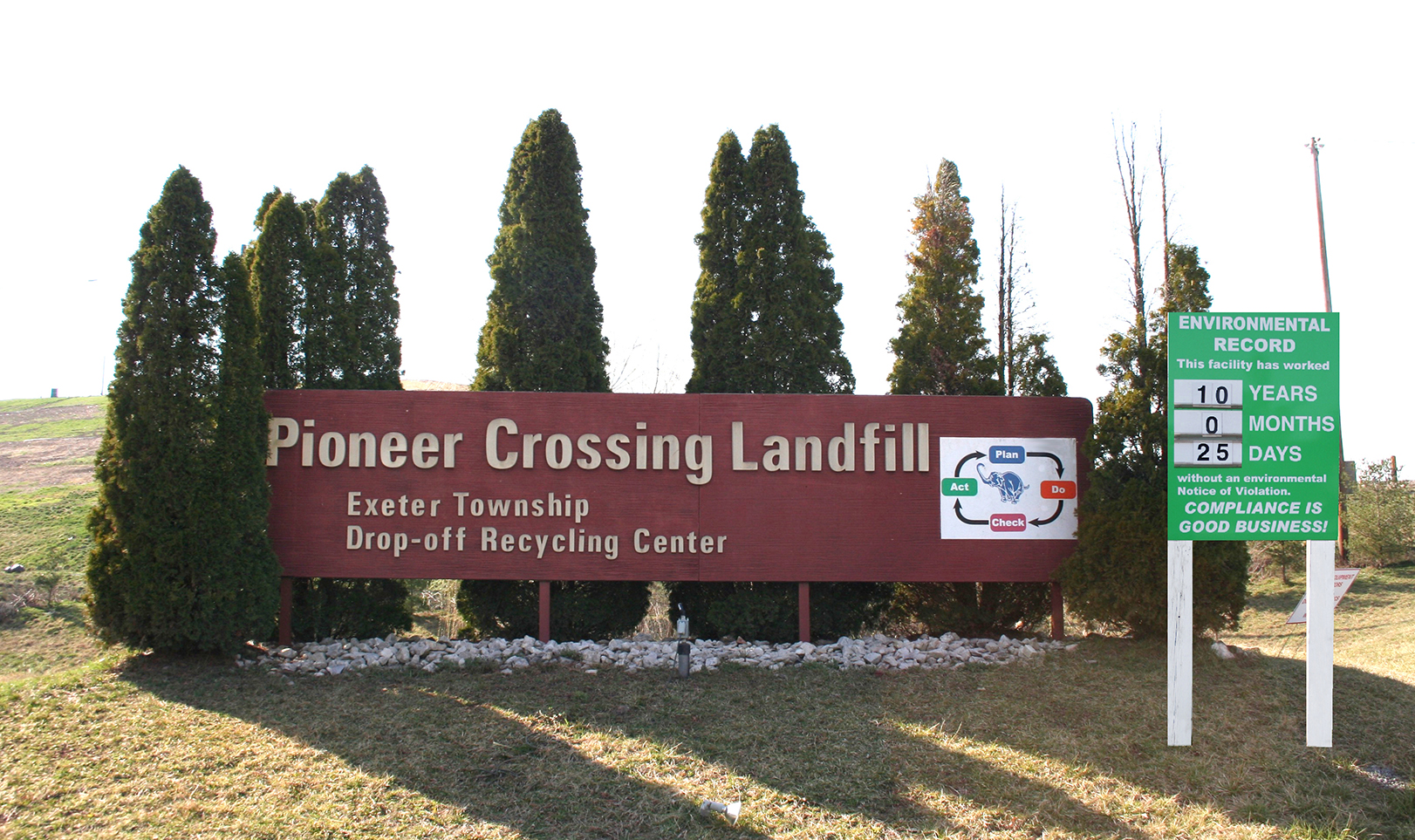 Exeter Township and Mascaro's Pioneer Crossing Landfill bolster successful public-private partnership