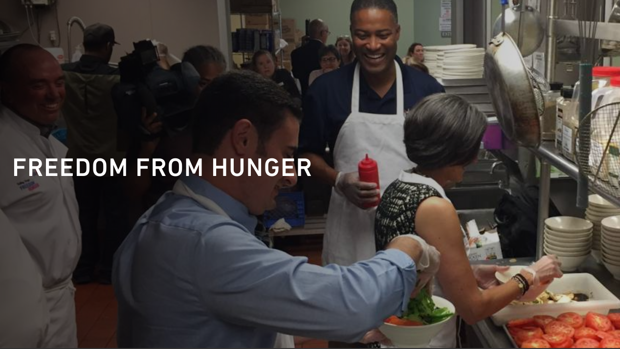 There's still time to donate: Valley Forge Freedom from Hunger Food Drive
