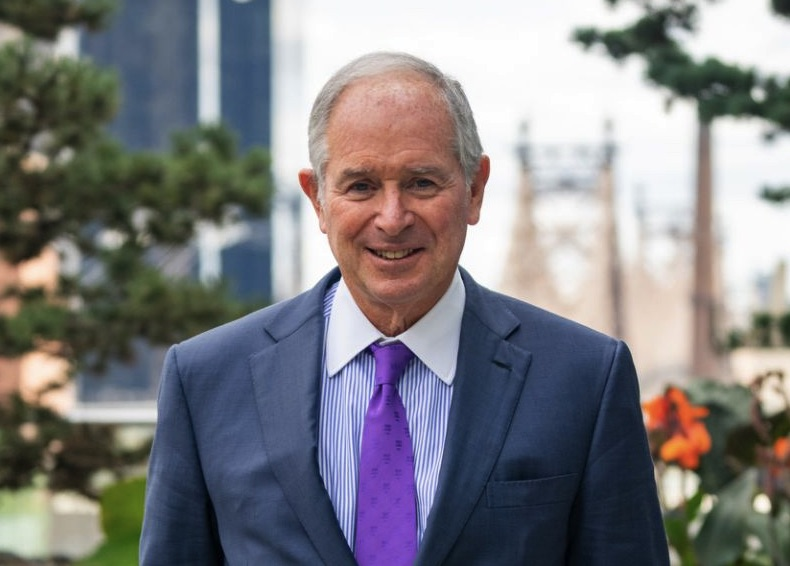 Abington High School Grad and Blackstone CEO Stephen Schwarzman Credits His Philanthropy To His Grandfather