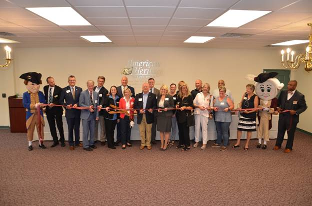 American Heritage Credit Union celebrates grand opening of its new Horsham branch