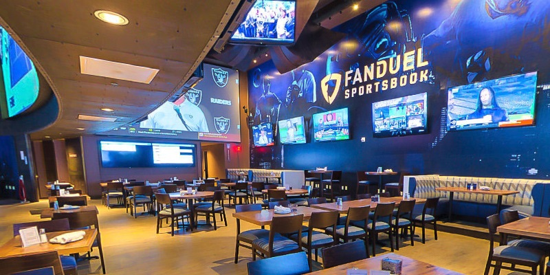 FanDuel, Valley Forge Casino lead Pa in sports betting