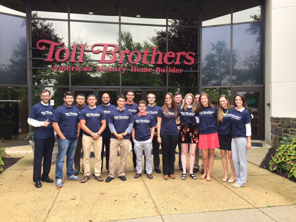 MONTCO Careers – Toll Brothers