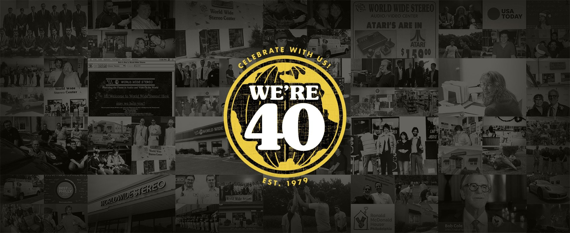 Events, Sales, Special Promotions Mark 40th Anniversary of Montgomeryville's World Wide Stereo