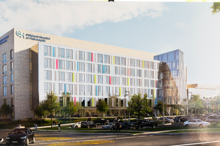 CHOP starts King of Prussia campus expansion, breaks ground on new inpatient facility in Upper Merion
