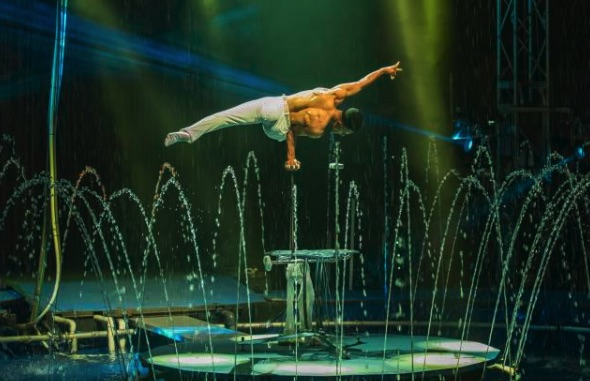 Cirque Italia Dazzling Audiences in King of Prussia