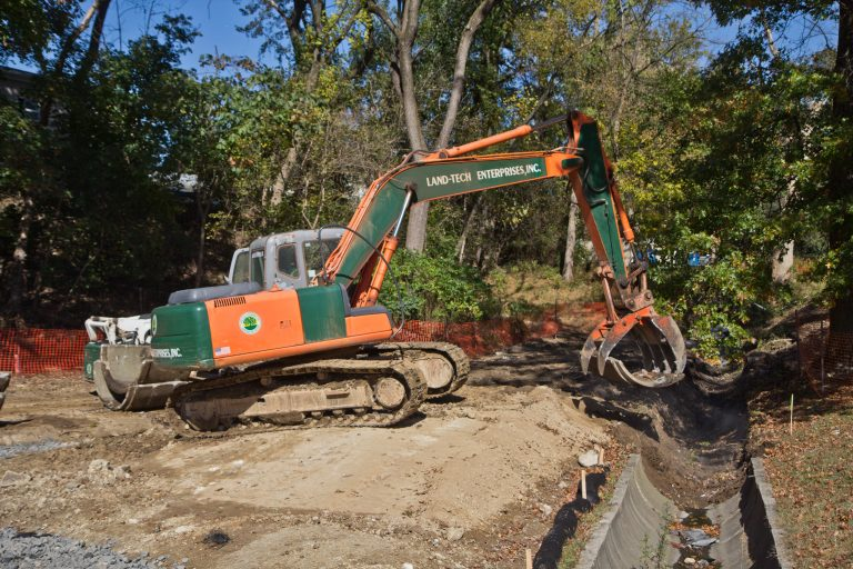 Project Will Improve Flow of Jenkintown Creek, Reducing  Flooding and Erosion Downstream
