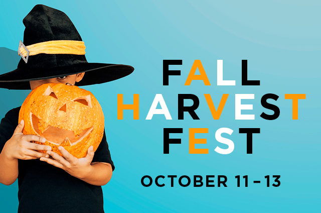 Celebrate Fall Harvest Fest This Weekend at Plymouth Meeting Mall