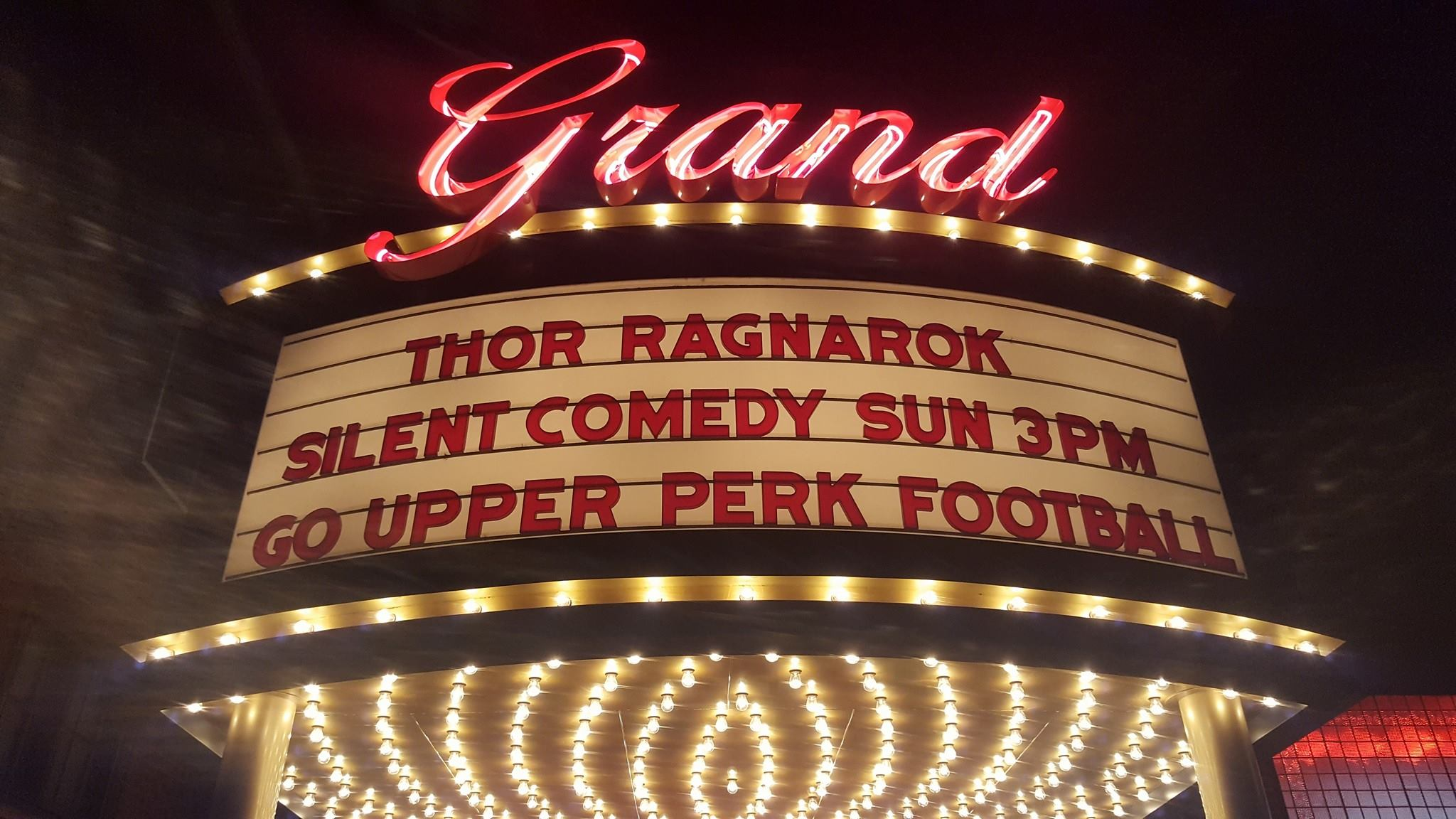 Where to Enjoy Dinner and a Movie in Montco