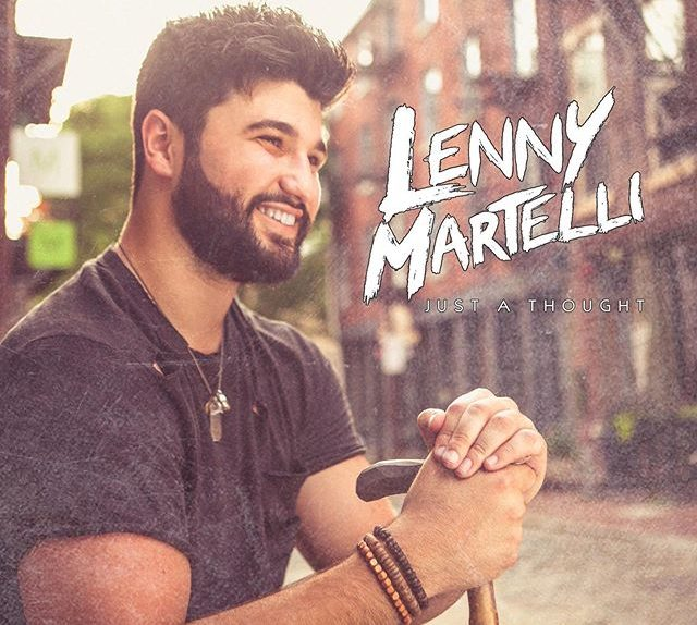Norristown's Lenny Martelli Releases Long Awaited EP