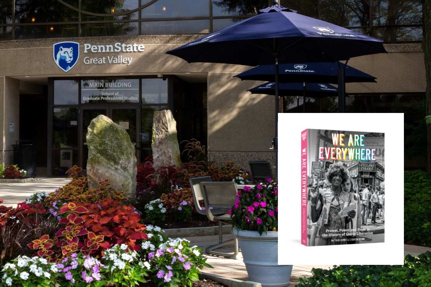 Penn State Great Valley to Host Free Talk on LGBT History on Oct. 30