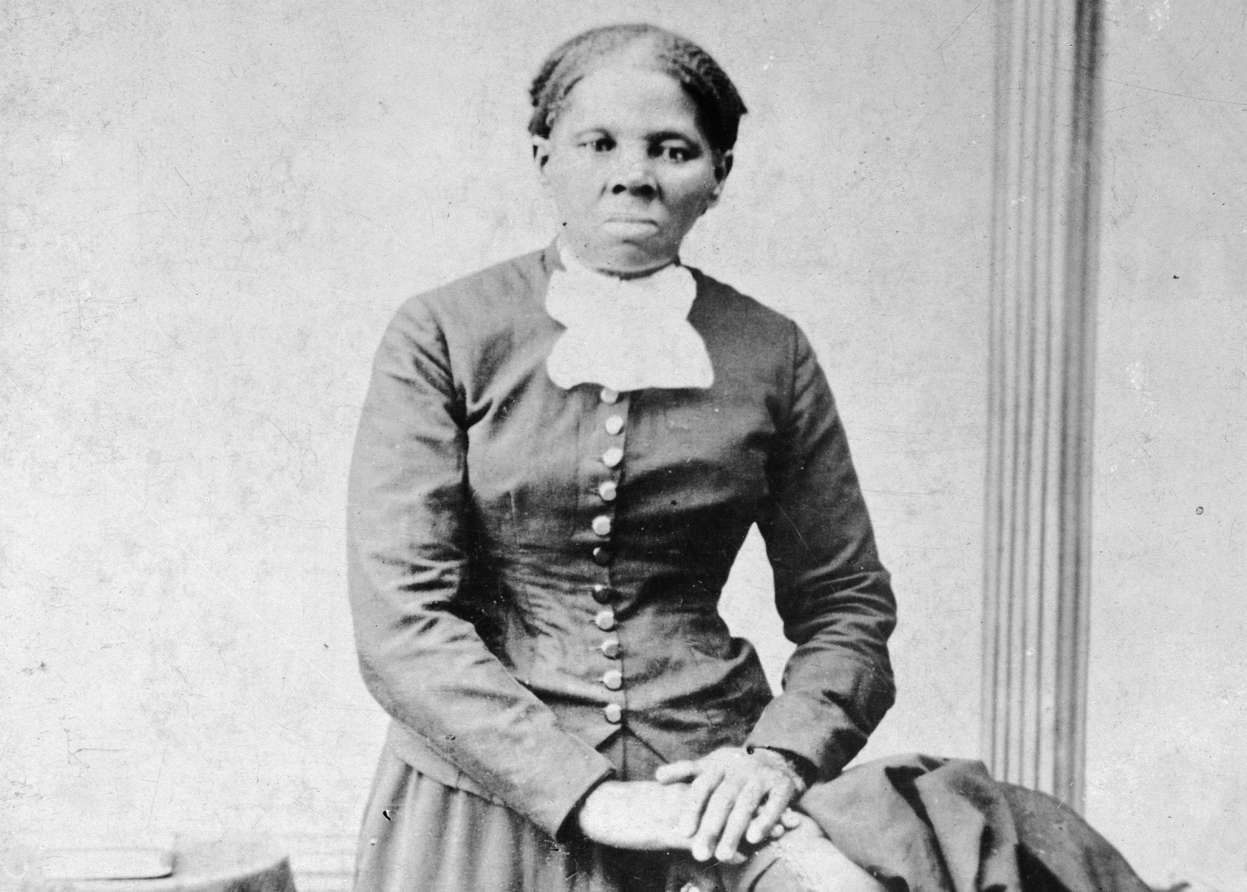 Harriet Tubman Often Found Refuge with Montgomery County Quakers While Helping Escaped Slaves Reach Safety