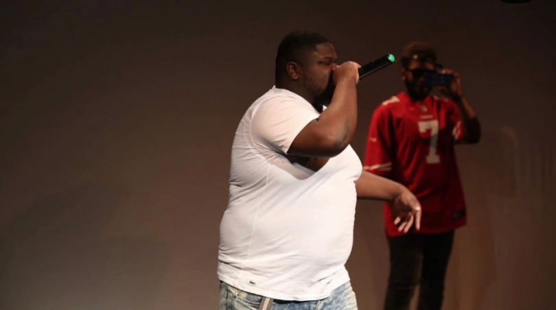 Norristown Rapper Aims to Join the Ranks of the World's Most Successful Rappers