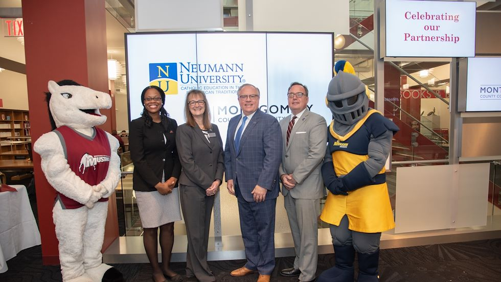 MCCC Partners with Neumann University to Further Expand Advanced-Degree Opportunities