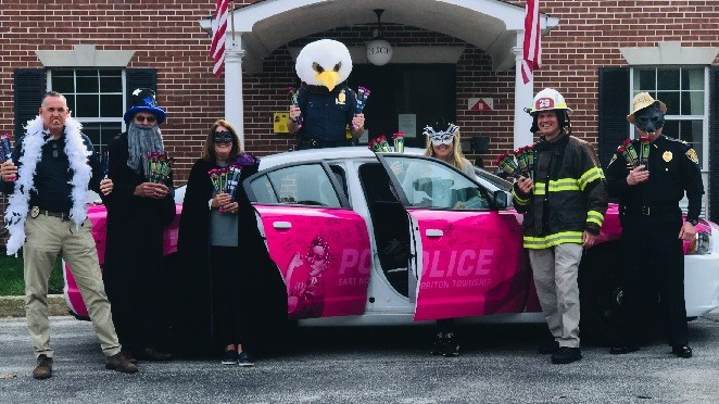 Plymouth Meeting-Based Tornetta Realty Promotes Halloween Safety By Handing Out Free Glow Sticks