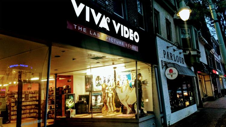 Montgomery County Video Store Reflects a Different Time, Now Featured in a TV Pilot