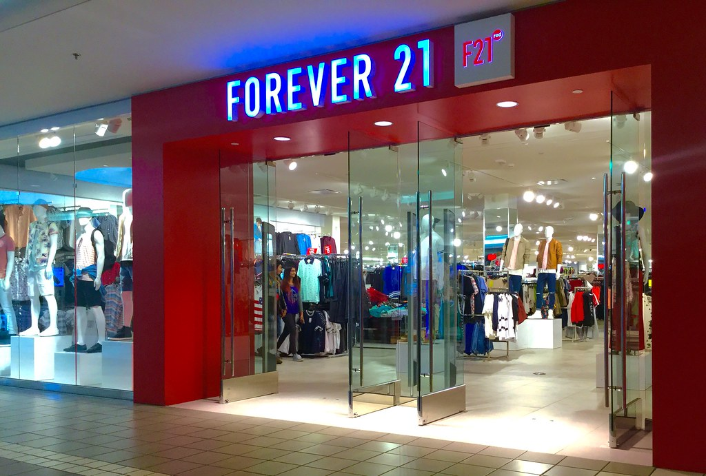 Forever 21 Store in Plymouth Meeting Mall Is Closing