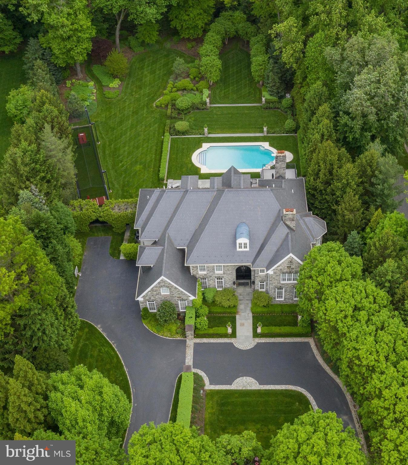 Two Gladwyne Homes Are Among Most Expensive Sold Homes in Philadelphia Metro Area