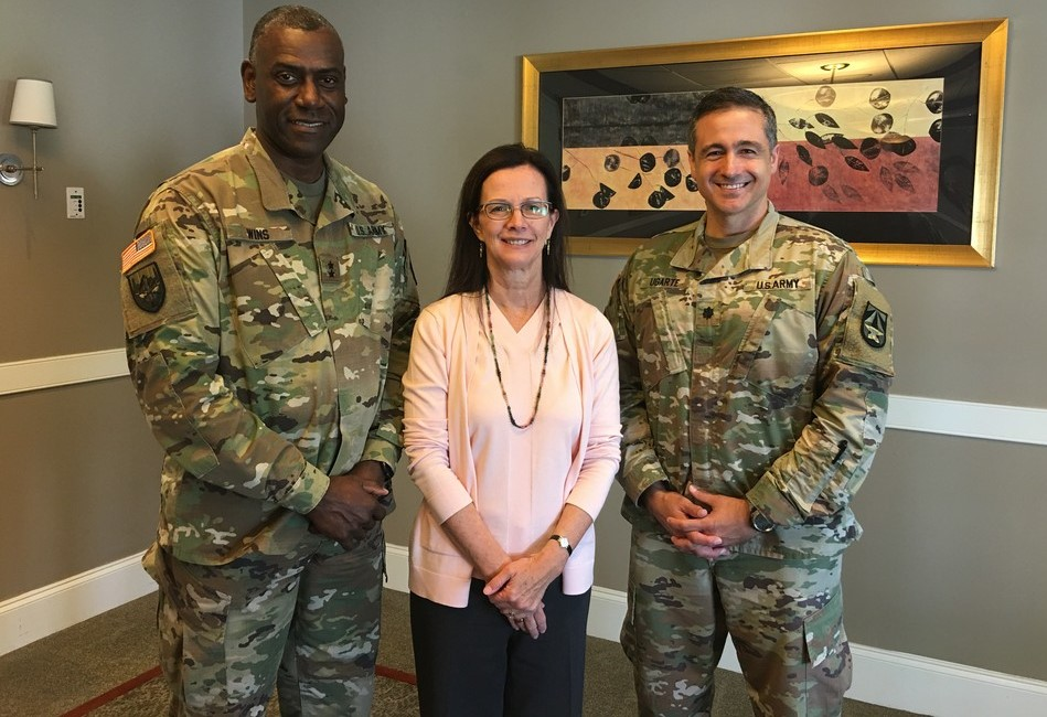 Penn State Great Valley Prof Helps U.S. Army Build Unified Teams as It Undergoes Reorganization
