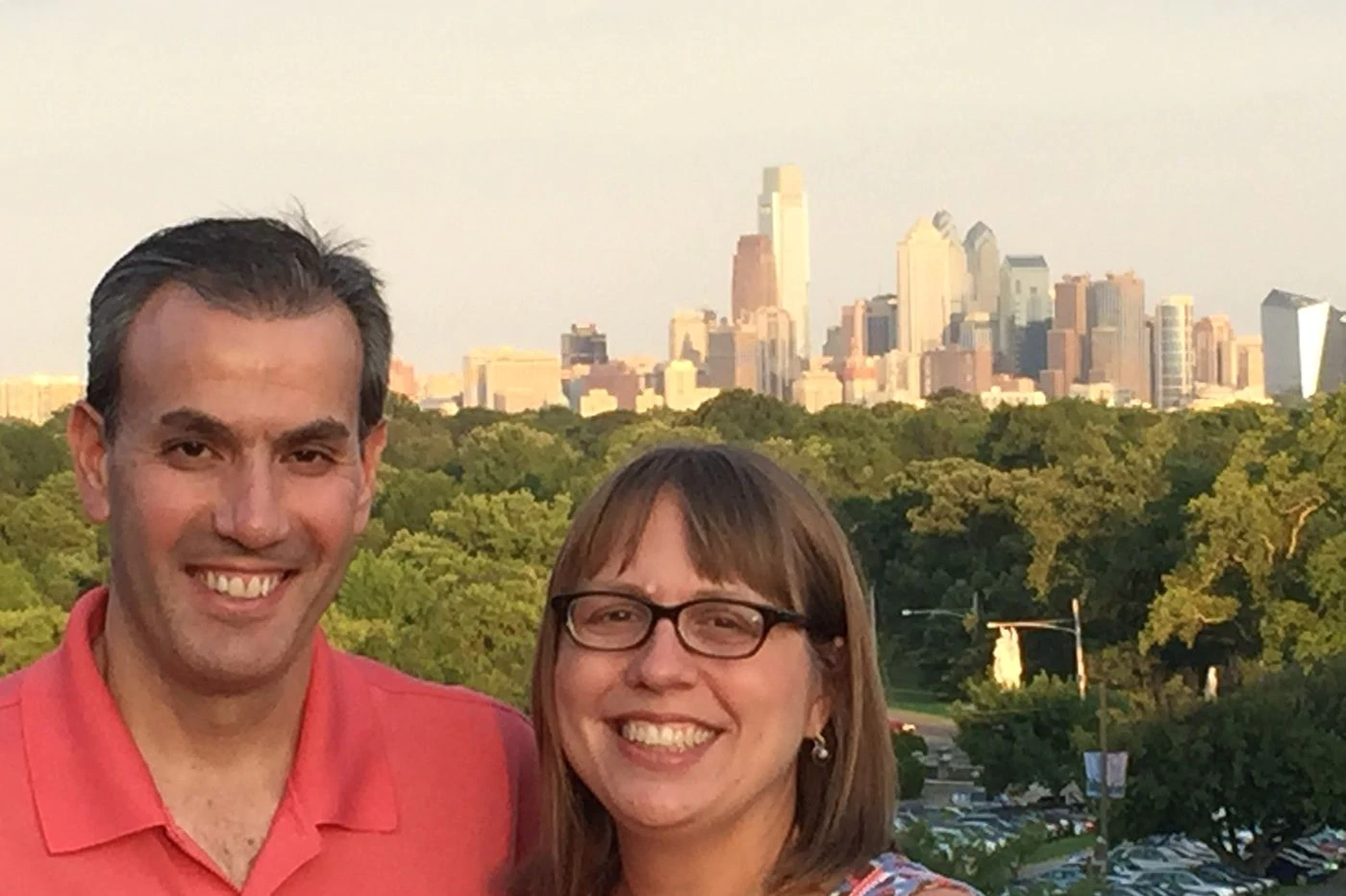 Glenside Woman Shares Story of Her Husband's Two-Time Struggle With Cancer