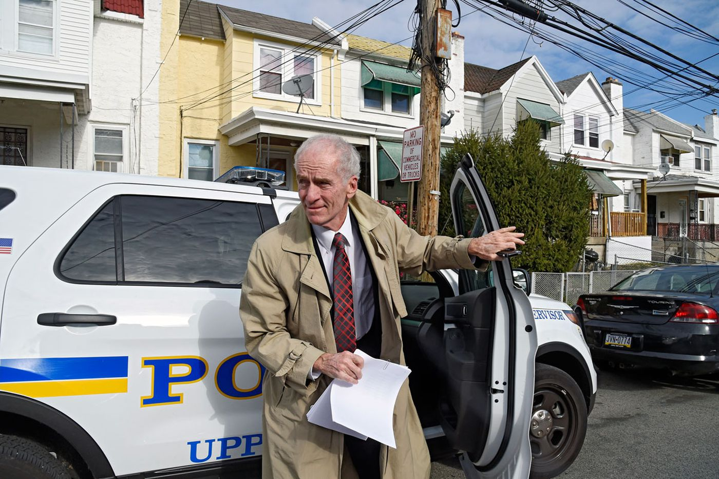 Blunt and Outspoken Police Superintendent Michael Chitwood Is Retiring From Upper Darby