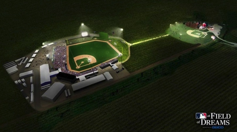 Field of Dreams Is Being Brought to Life, And Blue Bell-Based BrightView Will Help Do It