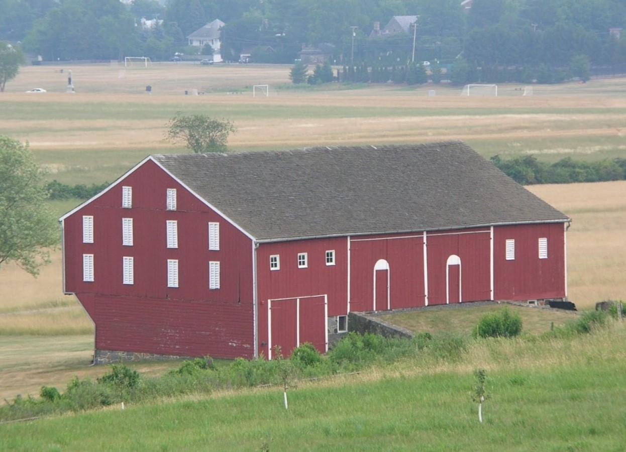 Nonprofit Aims to Save History in 'Pennsylvania Barn Core Region