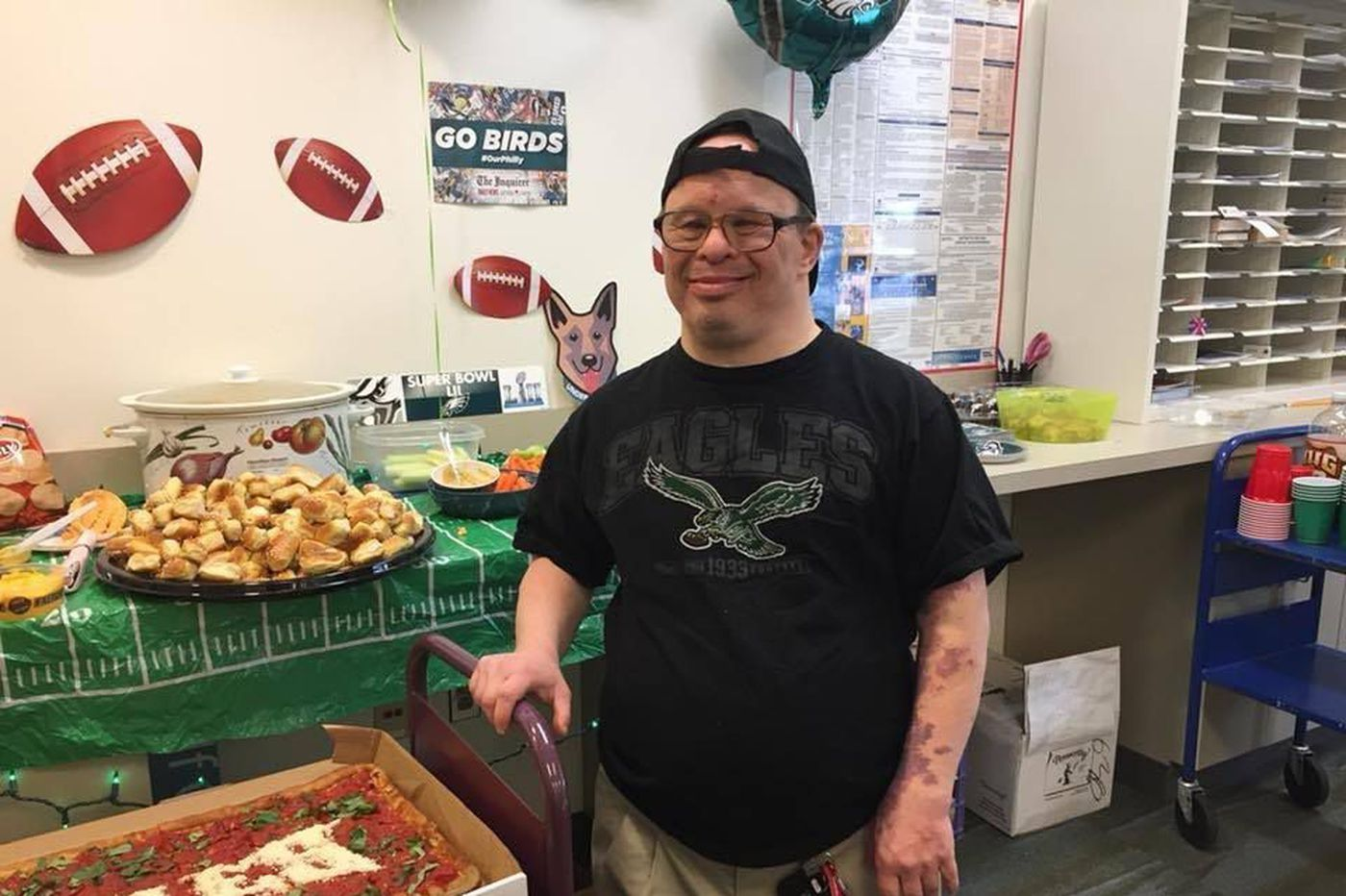Death of Longtime Ludington Library Employee with Down Syndrome Leaves Huge Hole In Lower Merion Community