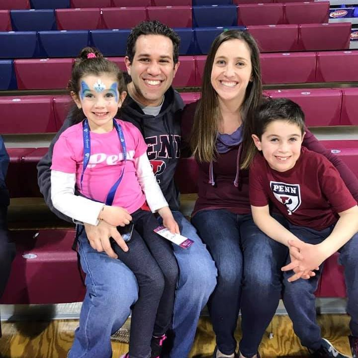 Palestra Holds Special Significance for Avid Penn Men's Basketball Fan from Dresher
