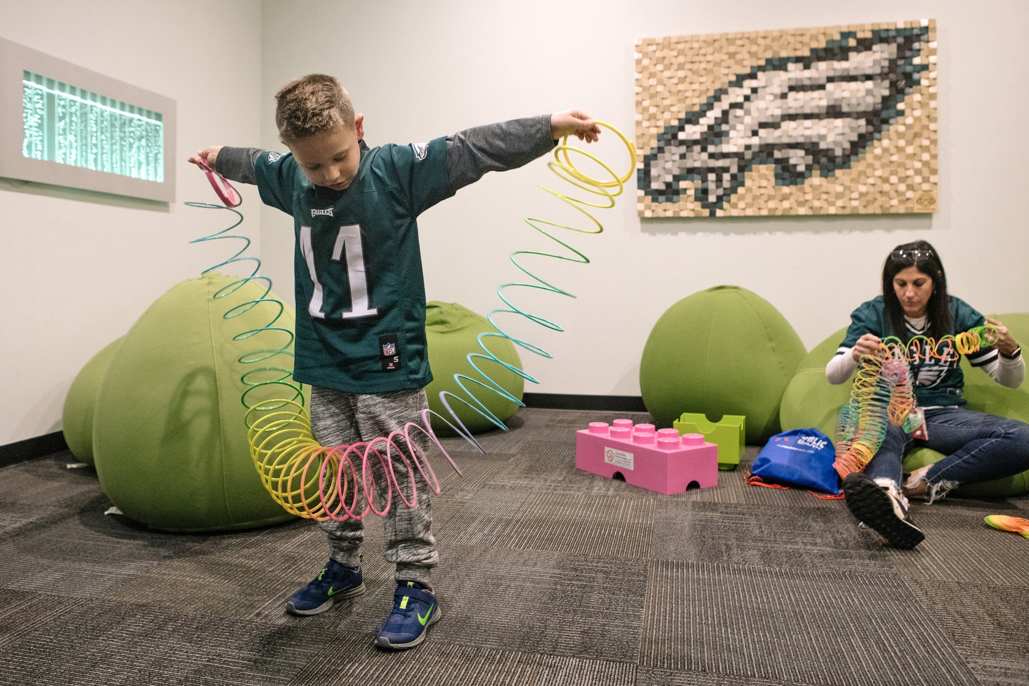 NY Times: Philadelphia Eagles Among Teams Making Their Stadiums Friendlier To Fans On Autism Spectrum