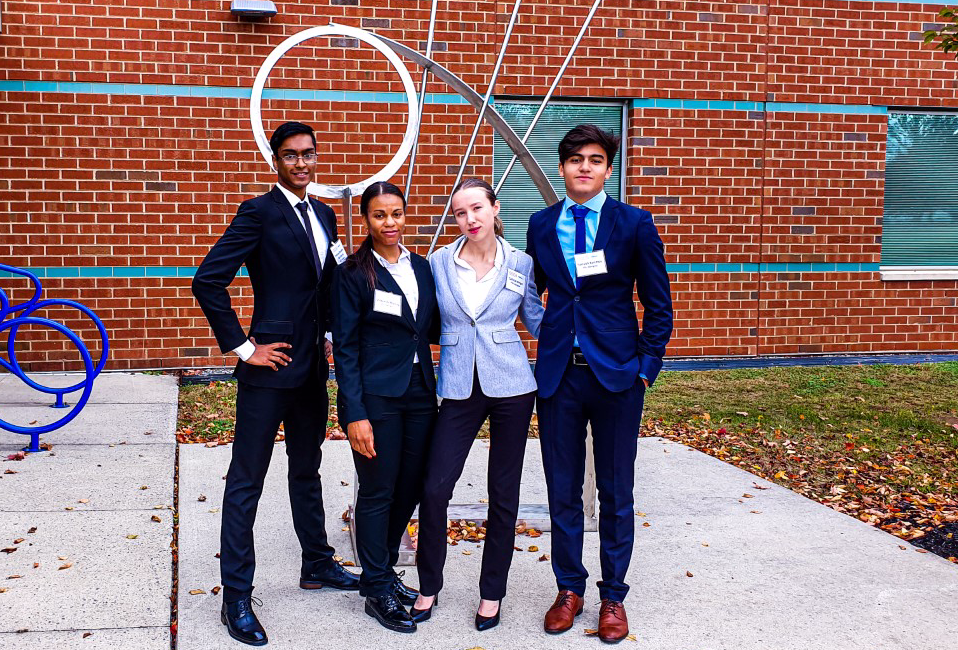 Penn State Abington Student Team Wins Council for Retail and Sales Collegiate Challenge