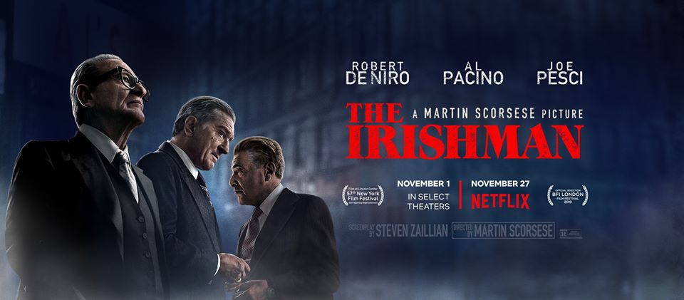 Robert De Niro Defends 'The Irishman' as Critics Challenge Mobster's Hoffa Claim