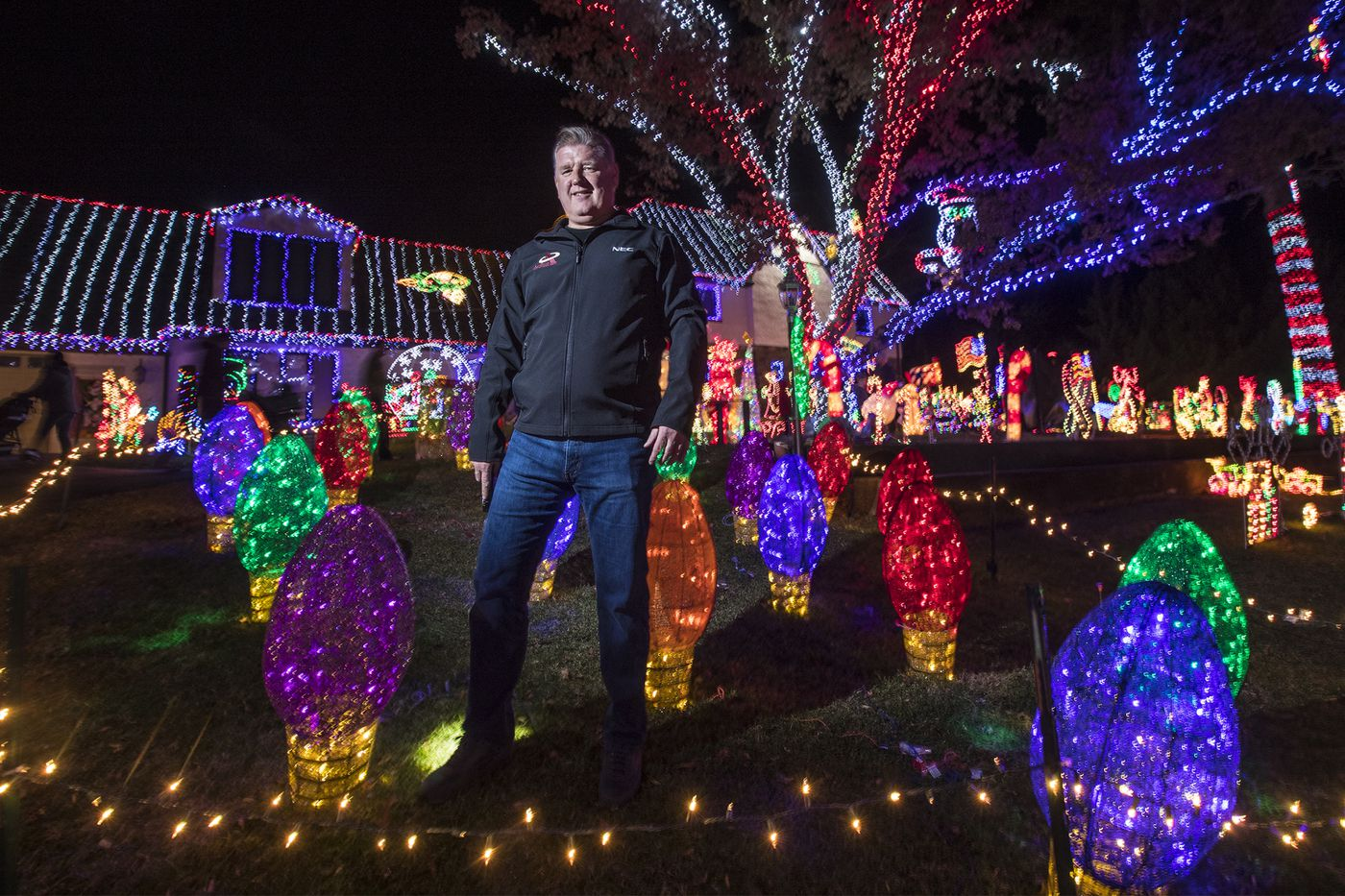 "Upper Dublin's ""Light Up a Life"" Holiday Light Show To Skip This Year, Readies For Swan Song Next Year"