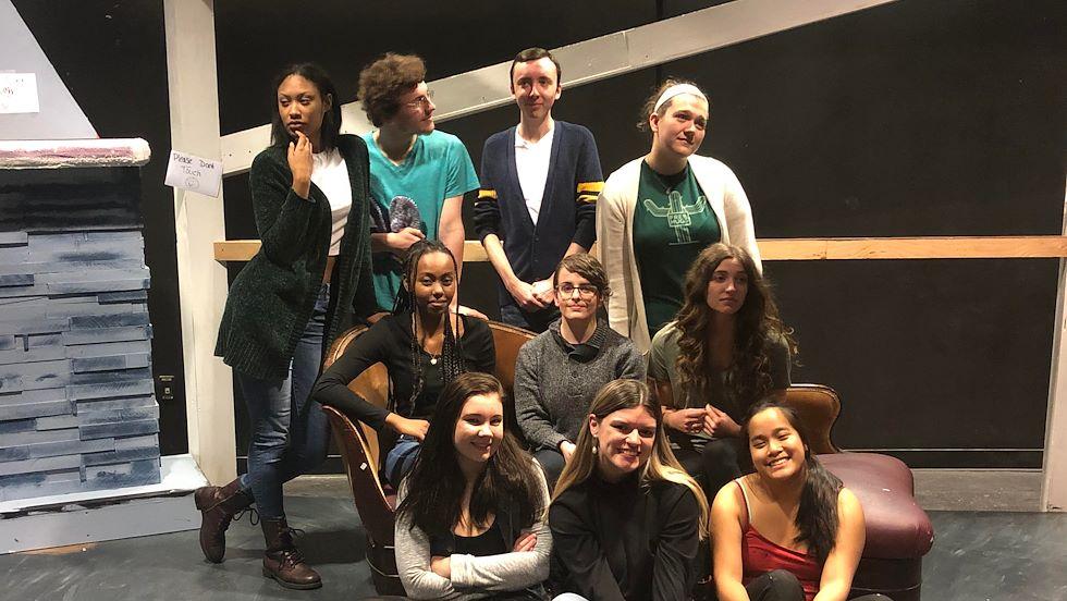 MCCC Drama Club and Theater Arts Program Present Reimagined 'Hedda Gabler' by Henrik Ibsen