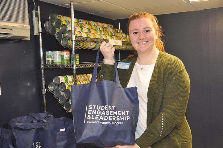Penn State Abington's Food Pantry Adds Fresh Produce Thanks To Philabundance Partnership